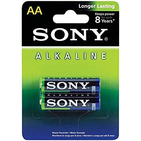باتری قلمی سونی مدل  Sony Alkaline بسته 2 عددی کد 4039
