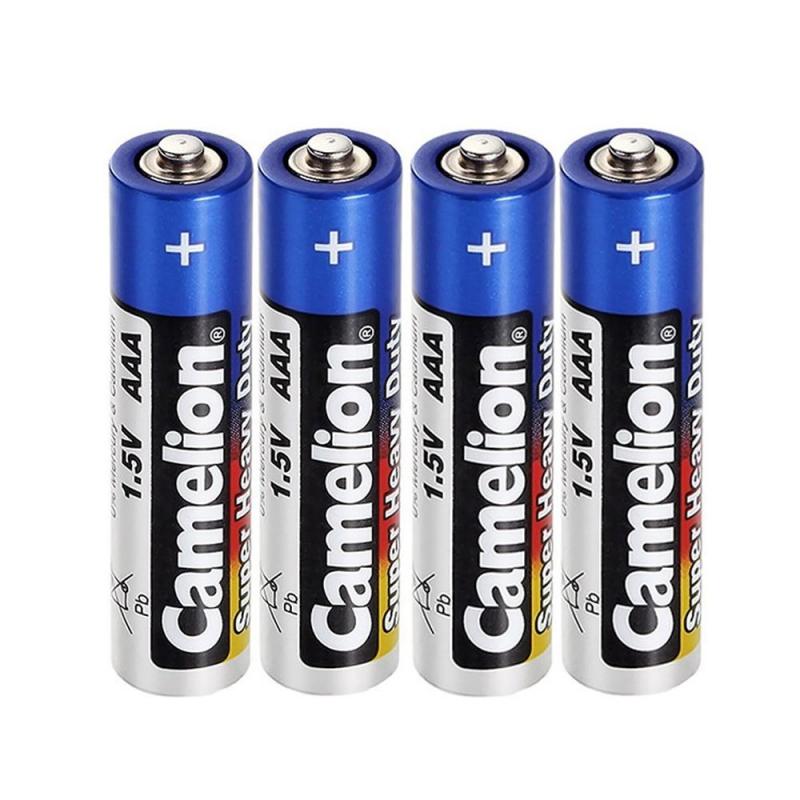باتری قلمی کملیون مدل Super Heavy Duty بسته 4 عددی کد 7008