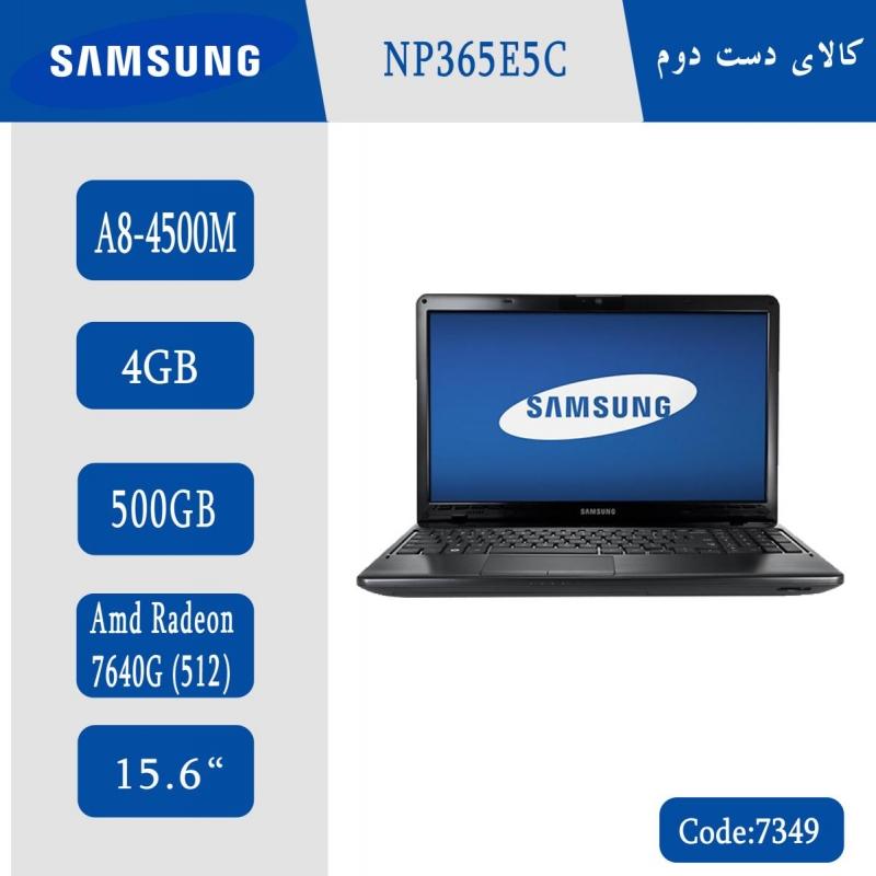 لپتاپ استوک SAMSUNG NP365E5C کد 7349