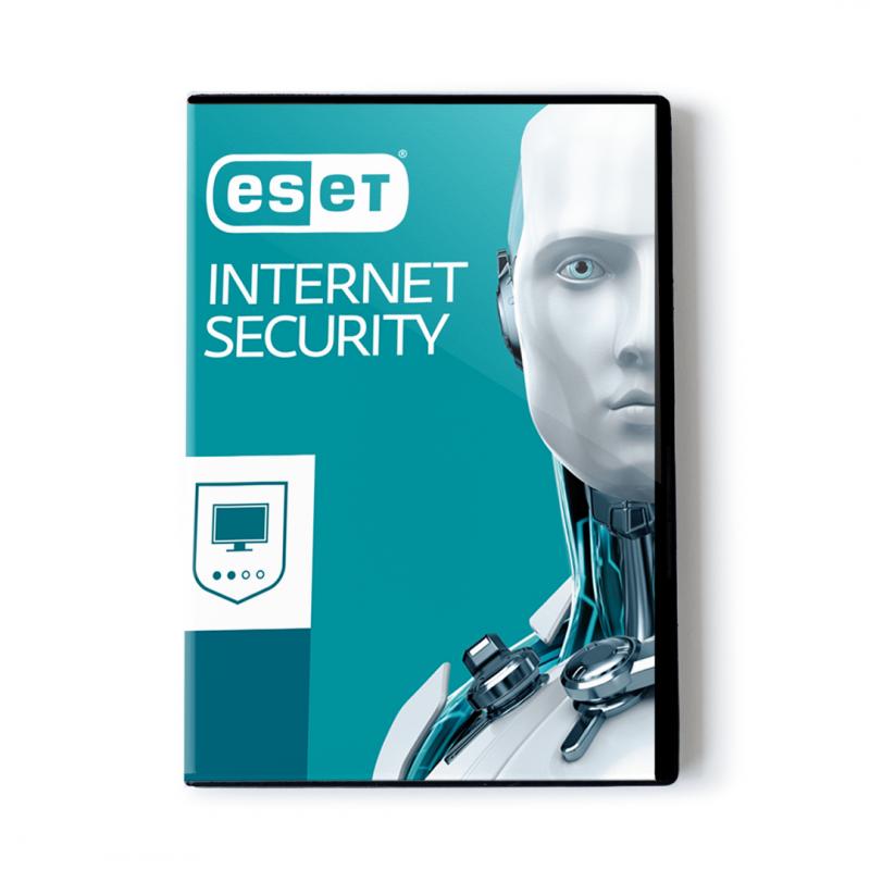 آنتی ویروس دو کاربره ESET Internet Security 2 PC