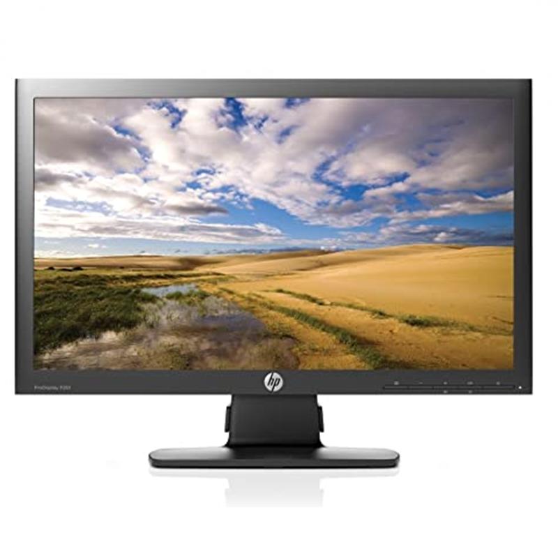 مانیتور استوک 20 اینچ ال ای دی  HP P201
