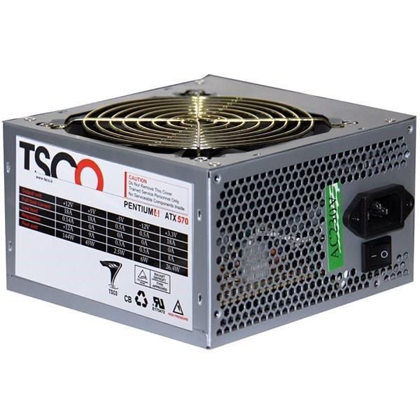 منبع تغذیه کامپیوتر تسکو مدل TP 570W کد 7777