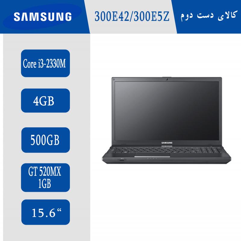 لپ تاپ استوک Samsung 300E42/300E5Z