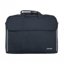 کیف لپ تاپ 15 اینچ Sihan دو زیپ کد 5857