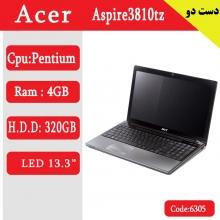 لپ تاپ استوک Acer Aspire3810TZ-کد 6305