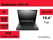 لپ تاپ استوک Lenovo Z50-70-کد 6356