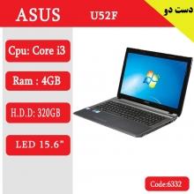 لپ تاپ استوک ASUS U52F-کد 6332