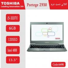 لپ تاپ Toshiba Portege Z930 کد 6498