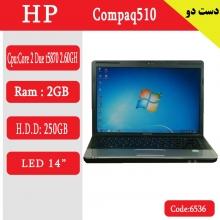 لپ تاپHP COMPCQ 510 کد 6536