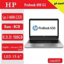 لپ تاپ استوک HP PRO BOOK 650 G1 کد 6573