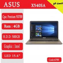 لپ تاپ استوک ASUS X540SA کد6700