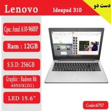 لپ تاپ استوک lenovo ip310 کد6757