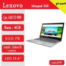لپ تاپ استوک lenovo ip320 کد 6795