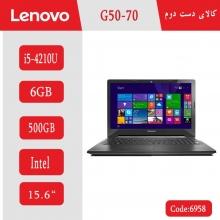 لپ تاپ استوک Lenovo G50-70 کد 6958