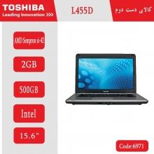 لپ تاپ استوک Toshiba L455D کد 6971