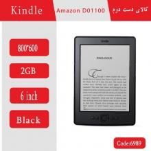 کتاب خوان(کاغذ دیجیتالی) استوک آمازون کیندل کد 6989