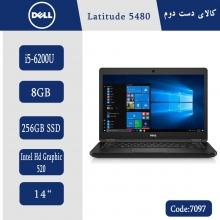 لپتاپ استوک Dell Latitude 5480 کد 7097