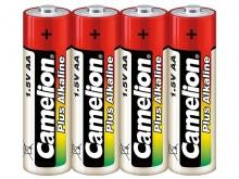 باتری قلمی کملیون مدل Plus Alkaline بسته 4 عددی کد 5680
