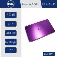 لپتاپ استوک Dell Inspiron 5720 کد 7291
