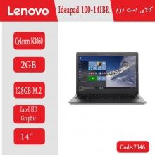 لپتاپ استوک Lenovo Ideapad 100-14IBR کد 7346