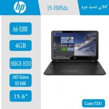 لپتاپ استوک HP 15-f305dx کد 7331