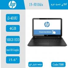 لپتاپ استوک HP 15-f010dx کد 7300