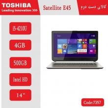 لپتاپ استوک Toshiba Satellite E45-B4200 کد 7357