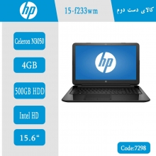 لپتاپ استوک HP 15-f233wm کد 7298