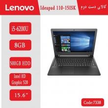 لپتاپ استوک Lenovo Ideapad 110-15ISK کد 7338
