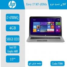 لپتاپ استوک HP Envy Touch Smart 17 M7-j020dx کد 7306