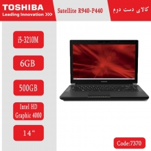 لپتاپ استوک Toshiba Satellite R945-P440 کد 7370
