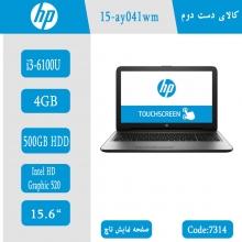لپتاپ استوک HP 15-ay041wm کد 7314