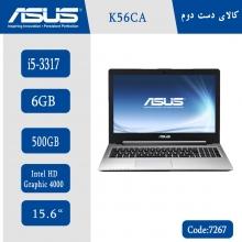 لپتاپ استوک Asus K56CA کد 7267