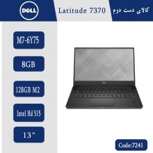 لپتاپ سیم کارت خور  استوک Dell Latitude 7370 کد 7241