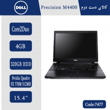 لپتاپ استوک Dell Precision M4400 کد 7477