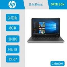 لپ تاپ اوپن باکس HP 15-bs674txin