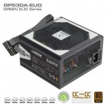 منبع تغذیه کامپیوتر گرین مدل GP530A-EUD کد 5485