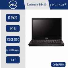 لپتاپ استوک Dell Latitude E6410 کد 7595