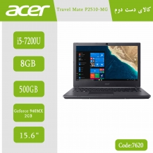 لپتاپ استوک Acer Travel Mate P2510-MG کد 7620