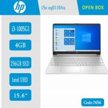 لپ تاپ اوپن باکس HP 15s-eq0110Au کد 7656