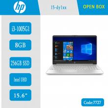 لپ تاپ اوپن باکس HP 15-dy1xx کد 7727