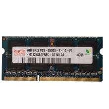رم لپ تاپ استوک مدل PC3 8500s ظرفیت 2 گیگ کد 7737