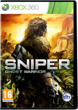 Sniper Ghost Warrior - Xbox 360